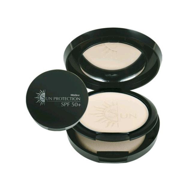 Mistine  แป้งผสมรองพื้น Sun Protection Powder SPF50+ 1