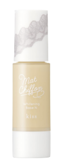 KISS Mat Chiffon UV Whitening Base เมคอัพเบส ถูกและดี 1