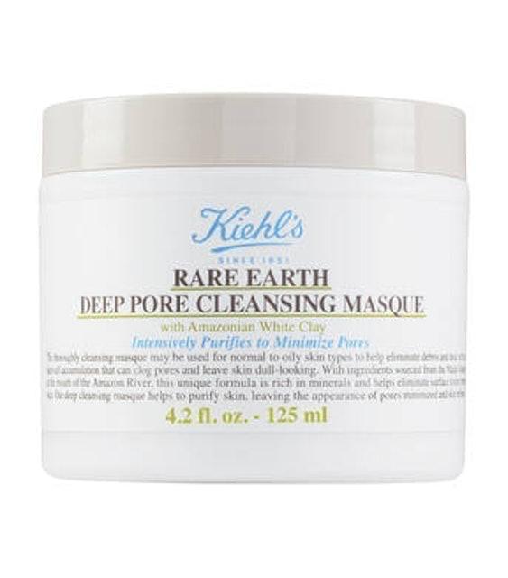 Kiehl's  Rare Earth Deep Pore Cleansing Masque 1