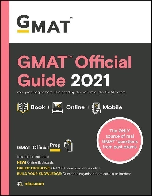 John Wiley & Sons Inc (US) GMAT Official Guide 2021 1
