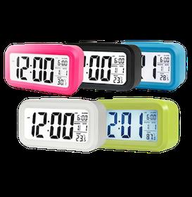 10 อันดับ นาฬิกาปลุก แบบไหนดี ฉบับล่าสุดปี 2021 ทั้งแบบดิจิตอล ตั้งโต๊ะ และแอนะล็อก 3