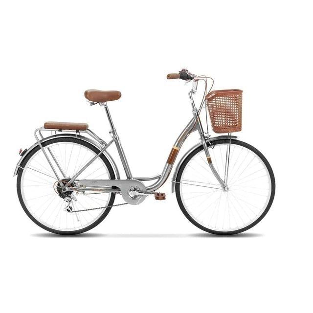 TIGER จักรยานแม่บ้าน รุ่น Hokkaido 6S  1