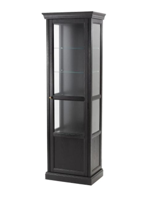 IKEA ตู้บานกระจก รุ่น MALSJÖ  1