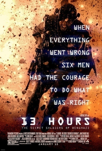 Paramount Pictures 13 Hours 1