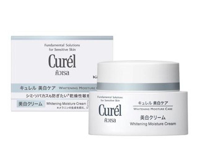 Curel Whitening Moisture Care Whitening Moisture Cream 1