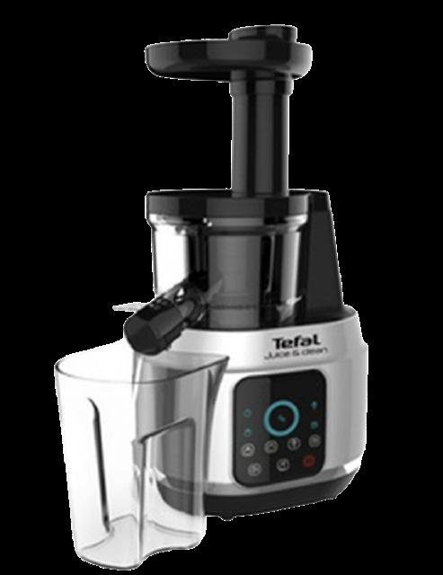 Tefal เครื่องสกัดน้ำผักและผลไม้ Slow Juicer N' Clean รุ่น ZC420E38 1