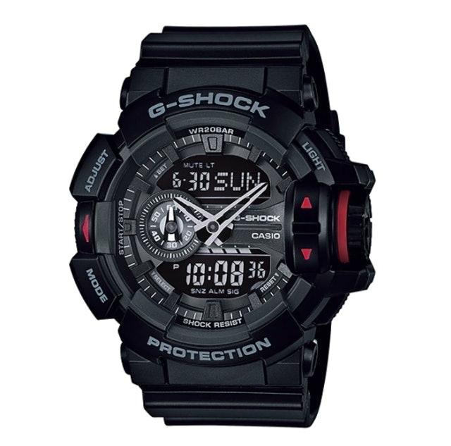 Casio นาฬิกาข้อมือ รุ่น GA-400-1BDR 1