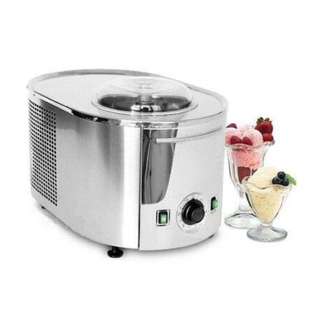 Musso เครื่องทำไอศครีม Mini Ice Cream Machine 1