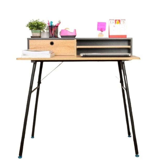 Ctrend โต๊ะทำงานไม้ รุ่น GR-005 1