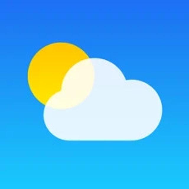 Apple แอปพยากรณ์อากาศ Weather 1