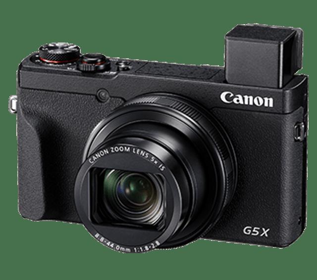 Canon กล้องคอมแพค รุ่น PowerShot G5X Mark II 1