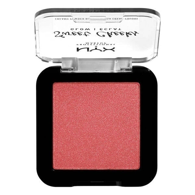 NYX Professional Makeup Sweet Cheek Creamy Powder Blush Glow 1