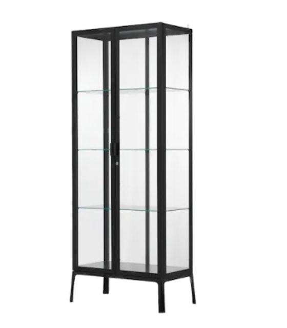 IKEA ตู้บานกระจก รุ่น MILSBO 1