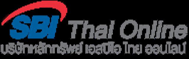 SBI Thai Online บริษัทหลักทรัพย์ เอสบีไอ ไทย ออนไลน์ 1