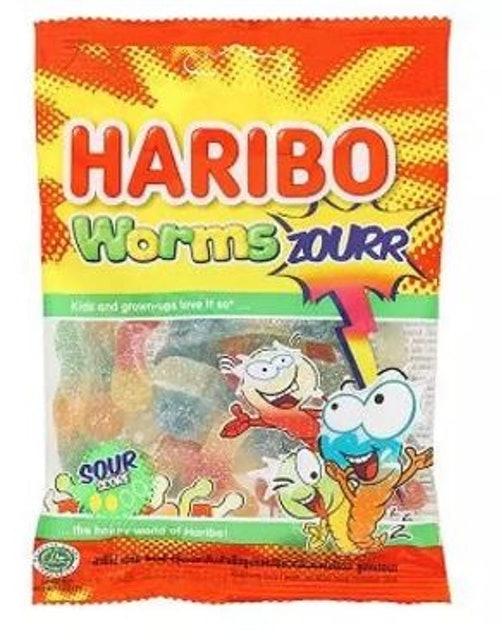 Haribo Worms Zourr 1