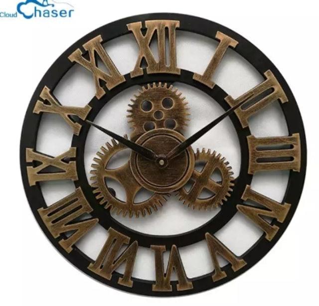 No Brand นาฬิกาเกียร์วินเทจ 1