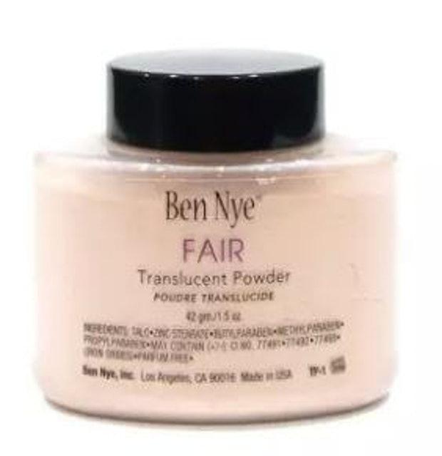 Ben Nye Fair Translucent Face Powder 1