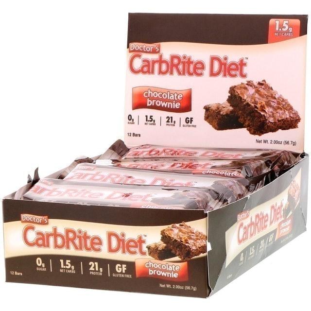 Universal Nutrition โปรตีนบาร์ CarbRite Diet Bar Cookie Dough 1