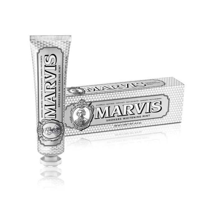 MARVIS   Smokers Whitening Mint 1