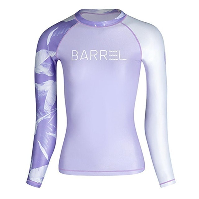BARREL ชุด Rash Guard ผู้หญิง รุ่น ODD RASHGUARD 1