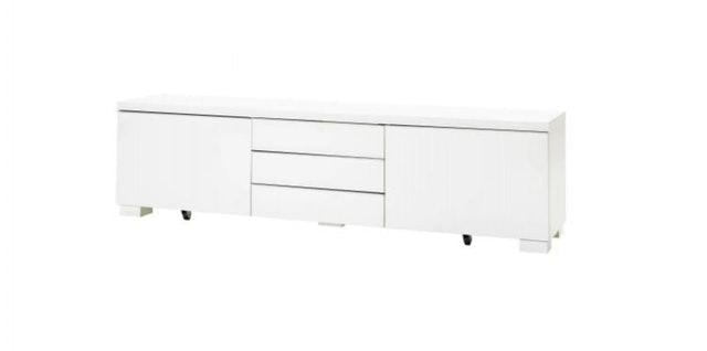 IKEA ชั้นวางทีวี เบสตัว บุช (BESTÅ BURS) 1
