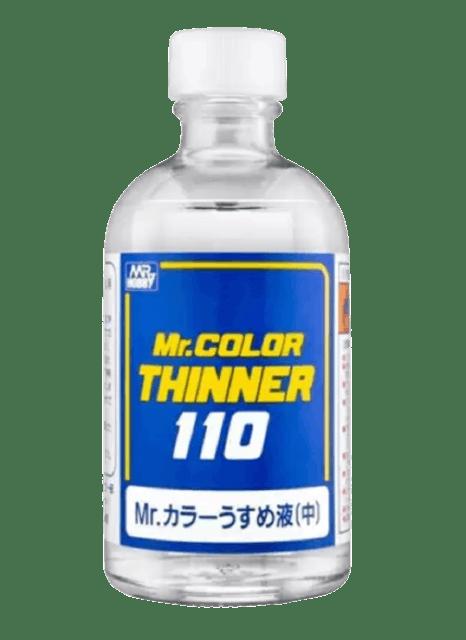 MR.HOBBY ทินเนอร์ผสมสีทำโมเดล Mr.Color Thinner T102 1