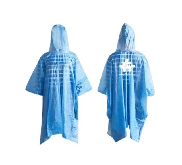 ก้าวคนละก้าว เสื้อกันฝน 1