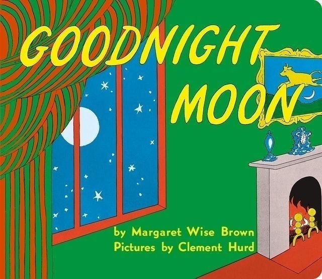 Margaret Wise Brown, Clement Hurd (Illustrator) Goodnight Moon 1