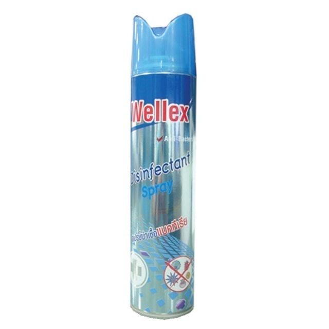 Wellex Surface Disinfectant Spray  1