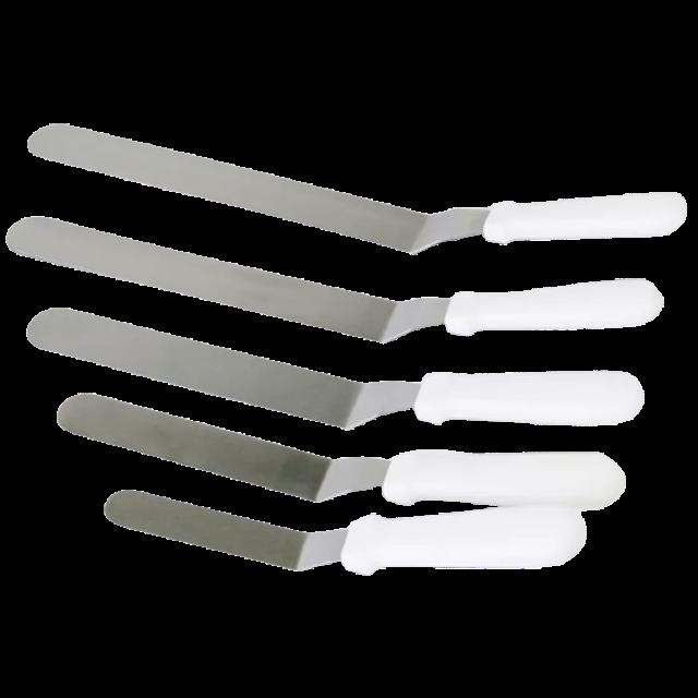 Jasco สปาตูล่า Icing Spatulas Plastic Handle 1