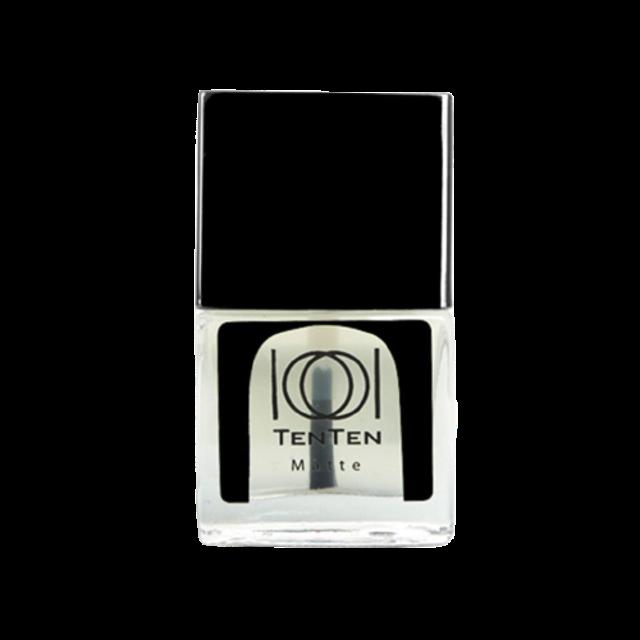Ten Ten ยาทาเล็บเนื้อแมตต์ Nail Color Matte Top Coat รุ่น CM01 1