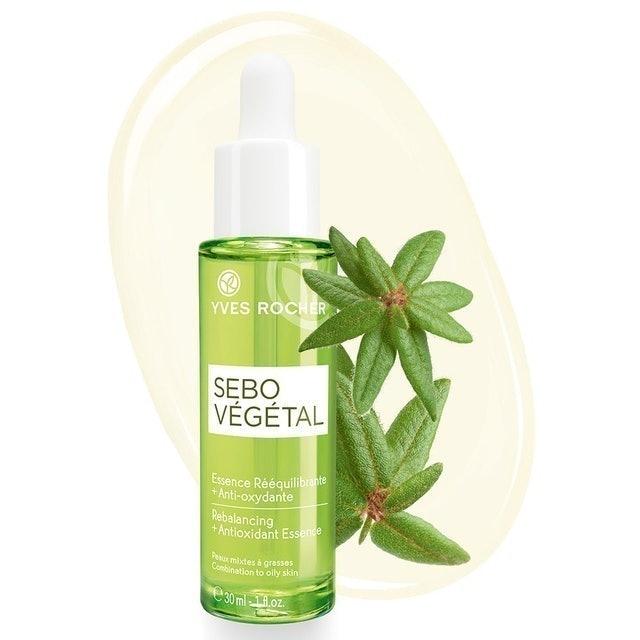 Yves Rocher Sebo Vegetal Rebalancing Antioxidant Essence 1
