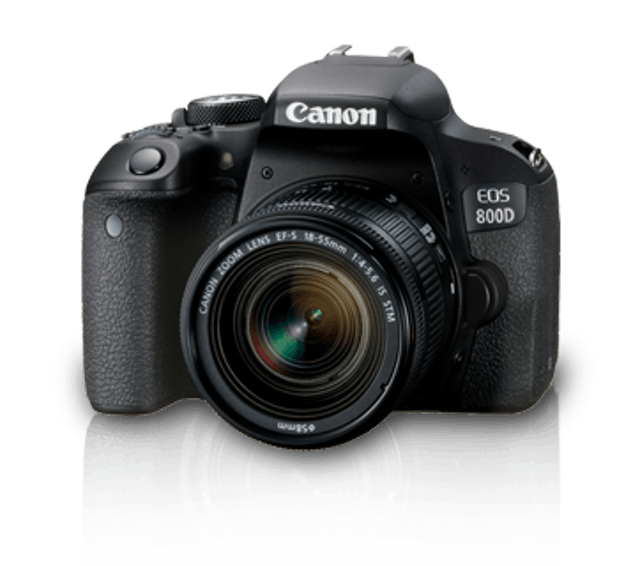 Canon EOS 800D Kit (EF S18-55 IS STM) 1