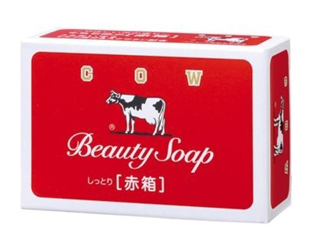 Cow Brand Beauty Soap Red Box 1