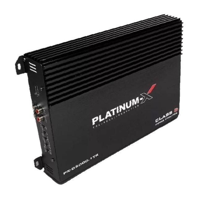 PLATINUM-X เพาเวอร์แอมป์รถยนต์ รุ่น PX-D 2000.1 TR 1