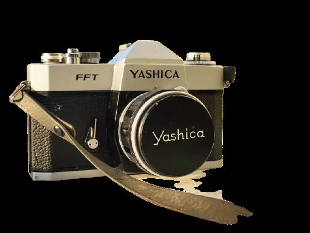 YASHICA กล้องฟิล์ม SLR รุ่น FFT 1