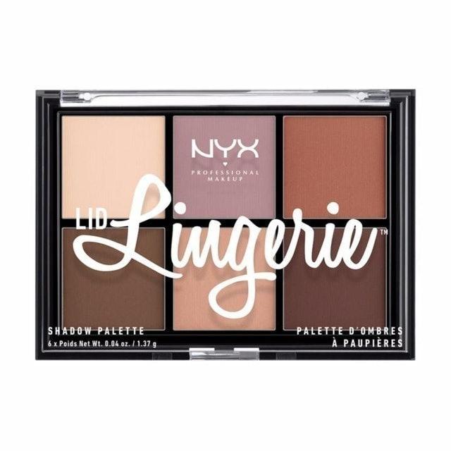 NYX Professional Makeup  Lid Lingerie Shadow Palette  1