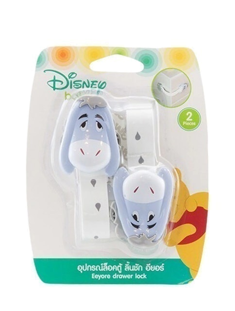 Disney Baby อุปกรณ์ล็อกตู้ ลิ้นชัก ลายอียอร์ 1