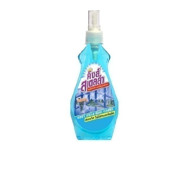 King's Stella Glass Cleaner 1