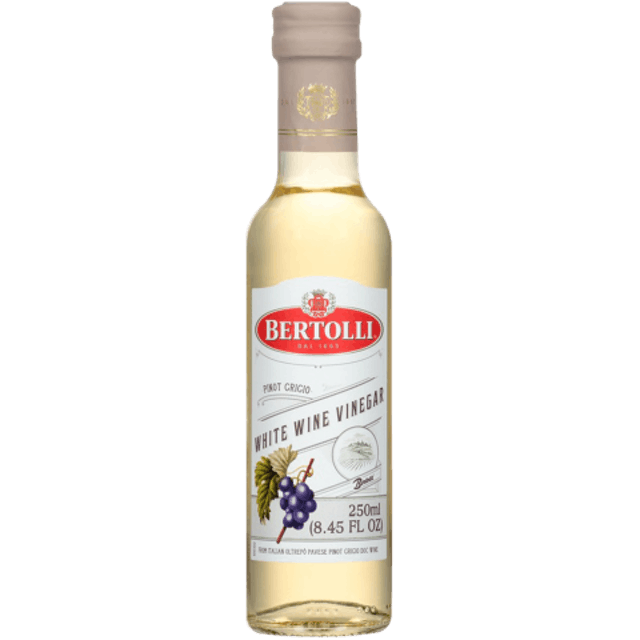 BERTOLLI Bertolli Pinot Grigio White Wine Vinegar 1