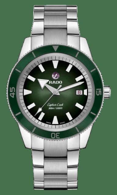 RADO นาฬิกาข้อมือ รุ่น  CAPTAIN COOK AUTOMATIC 1
