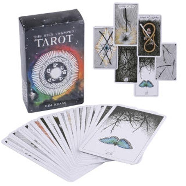 Kim Krans The Wild Unknown Tarot 1