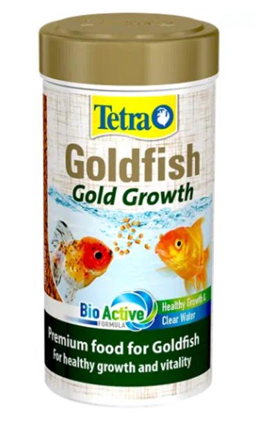 Tetra  อาหารปลาทอง สูตร Gold Growth 1