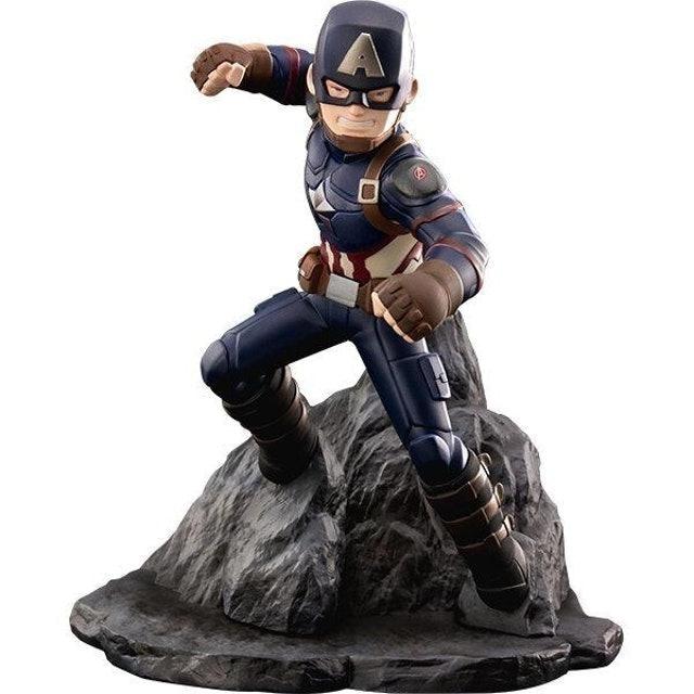 "Toylaxy Marvel's Avengers : Endgame Premium PVC ""Captain America"" Figure 1"