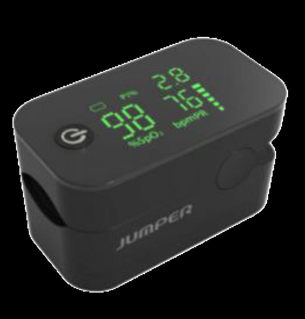 JUMPER เครื่องออกซิเจนปลายนิ้ว รุ่น JPD-500G (LED) 1