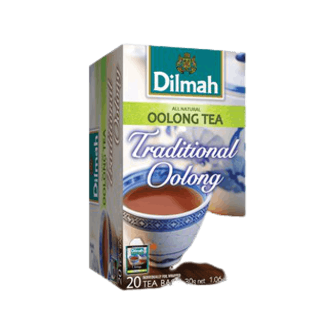 Dilmah Traditional Oolong 1