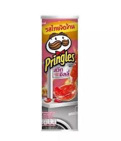 10 อันดับ มันฝรั่งทอด Pringles (พริงเกิลส์) รสไหนอร่อย ฉบับล่าสุดปี 2020 กินแล้วหยุดไม่ได้ ! 5