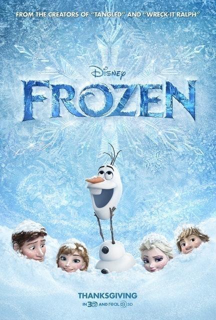 Walt Disney Pictures Frozen 1