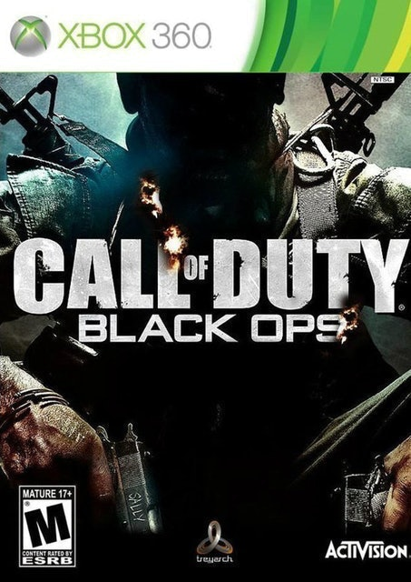 Activision Call Of Duty: Black Ops 1