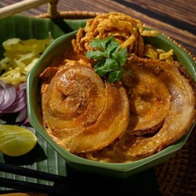Tatonyon Northern Food ข้าวซอย เดลิเวอรี่ ต๊ะต่อนยอน อาหารเหนือ ถนนนวลจันทร์ 1